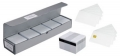 Plastové karty ZEBRA PVC Premier clean - 104523-111