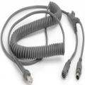 CBA-K06-C12PAR - Kabel klávesnice Zebra PS / 2