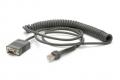 CBA-R02-C09PAR - kabel Zebra RS232