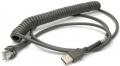 CBA-U12-C09ZAR - Zebra USB kabel typu A