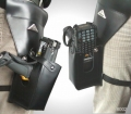 8002 - Pouzdro pro terminály Zebra MC9X, nošení na opasku - Quass