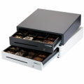 META-k1s - Metapace K-1 peněžní krabice, tmavě šedá